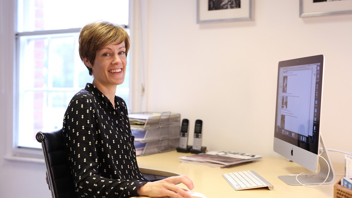 Catherine Cracknell – Account Manager