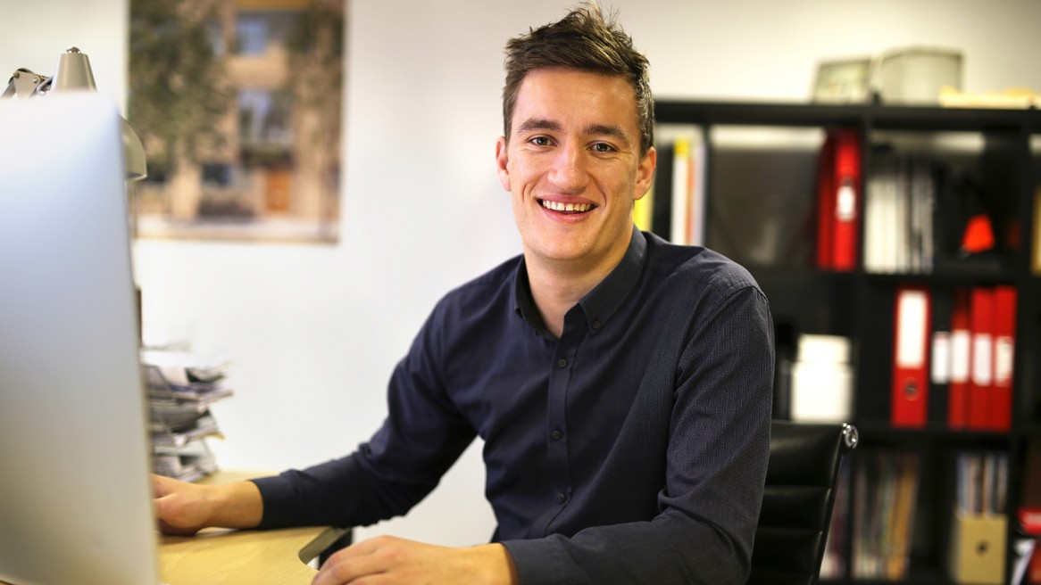 Tim Daborn – Account Manager