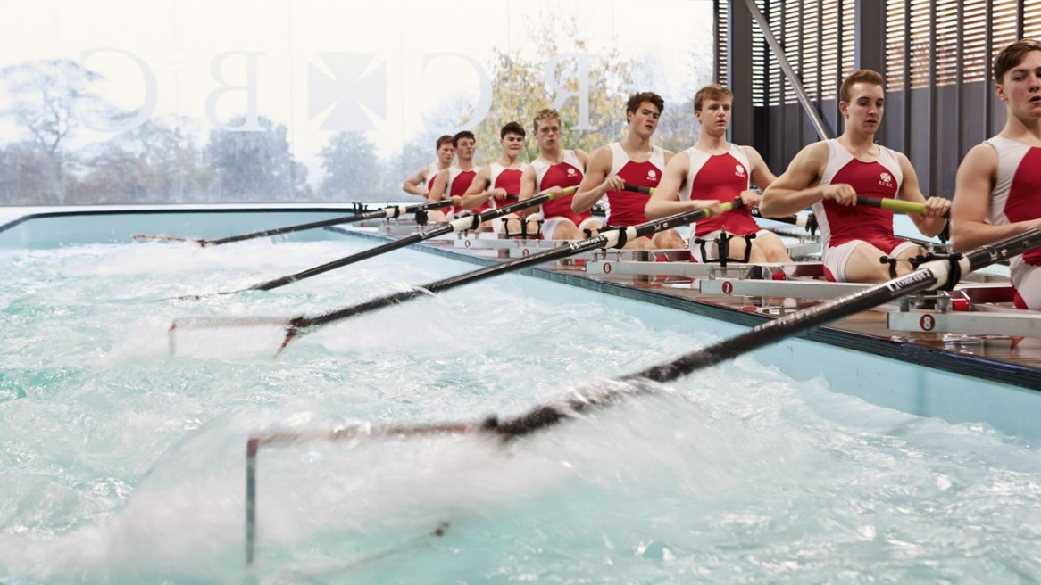 Film produced for Radley College Rowing Centre