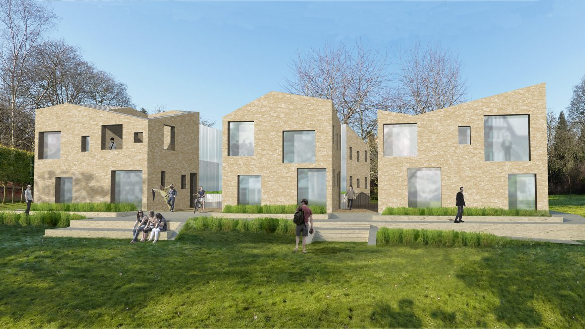 Planning consent granted for Belsize Architects' student housing at University College Oxford