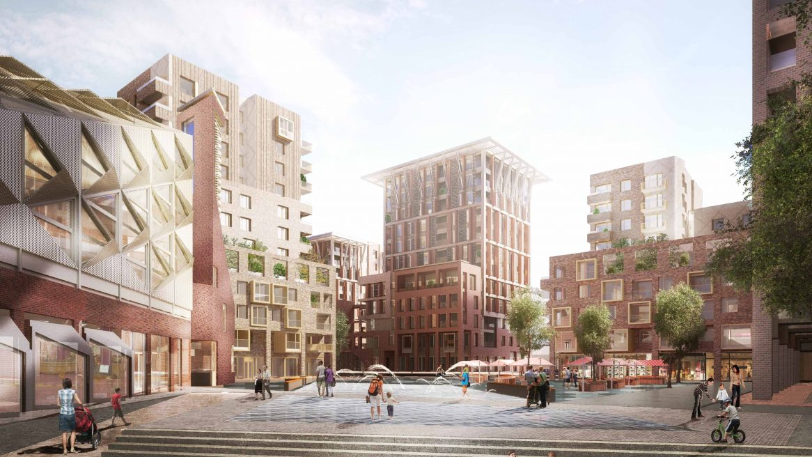 Peabody reveals Thamesmead proposals