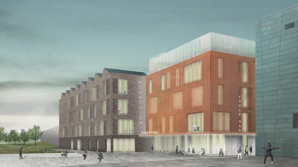 Carl Turner Architects set to build new school of performing arts in Peckham